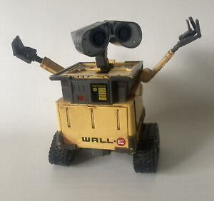 Rare WALL-E Transforming Pop Out Cube Toy Thinkway Toys Disney Pixar