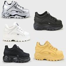 Buffalo London Classic 1339 Sneaker Platform Donna Vari Colori - Collezione 2020