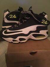 NIKE AIR GRIFFEY MAX 1  STEALTH SEATTLE SEAHAWKS SIZE 10.5 [354912-102]