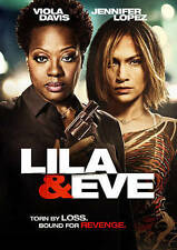 LILA AND EVE BRAND NEW DVD SEALED JENNIFER LOPEZ ACTION 2015