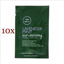 Paul Mitchell Lavender Mint Deep Conditioning Mineral Hair Mask 0.68oz- 10 COUNT
