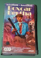 VHS-BOXCAR BERTHA-David CARRADINE-Martin SCORCESE