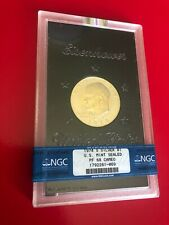 1974 S SILVER  $1 US Mint Sealed NGC PF 68 Cameo BEAUTIFUL TONED