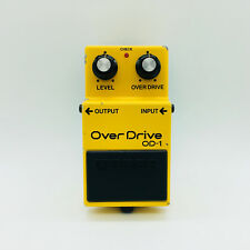 BOSS OD-1 OverDrive Pedal