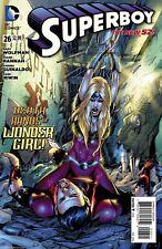 Superboy #26 The New 52 DC Comic 2014 1st Print Unread NM