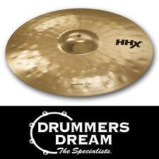 "SABIAN HHX 19"" Fierce Crash Cymbal Brand New with 2 Year Warranty RRP $649"