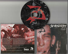 SEVENDUST Ugly 2005 US 1-track promo CD