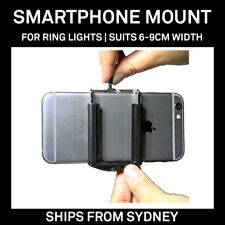 Mobile Cell Phone Smartphone Cradle Holder Mount for Diva Ring Light Studio