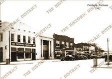 """Fairhope, Alabama 1942 5x7"""" Sepia Photo FREE SHIPPING!"""