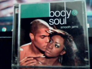 TIME LIFE BODY & SOUL SMOOTH JAMS TL BAS/05 2 CD 30 HITS EX DRIFTERS MOMENTS