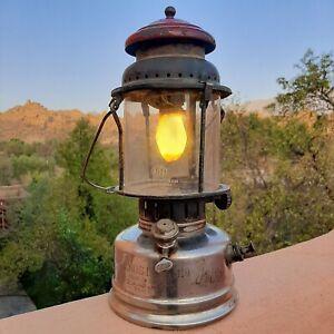 very old Radius119 Kerosene Lantern Lamp Pressure lampe like primus,optimus rare