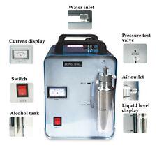 220V Oxygen Hydrogen HHO Gas Flame Generator Torch Acrylic Polisher 300W H160