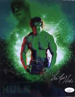 Lou Ferrigno Incredible Hulk Signed 8x10 Photo (JSA)