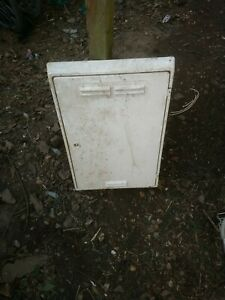 Hepworth Inset Cavity Gas Meter Box