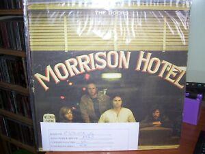 THE DOORS MORRISON HOTEL VINILE LP