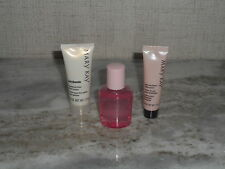 NEW MARY KAY SATIN HANDS .75OZ EXTRA EMOLLIENT NIGHT .42OZ MAKEUP REMOVER 1OZ