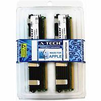 8GB KIT 2X 4GB PC2-5300 Mac Pro Quad Core Eight Core MA356LL/A A1186 Memory Ram