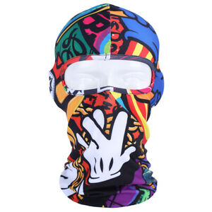 Balaclava Face Mask UV Protection Ski Sun Hood Tactical Masks for Men Women