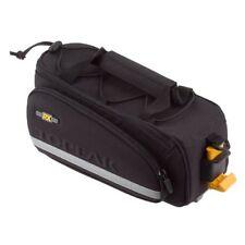 New Topeak RX Trunk Bag EX II QuickTrack Rear Rack Compatible Black Bike Bicycle