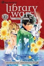 Library Wars: Love & War, Vol. 10 (2013, Paperback)