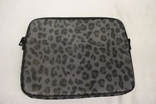 "R&Em Handbag, Metallic Leopard Print, 13"" Laptop Soft Case"