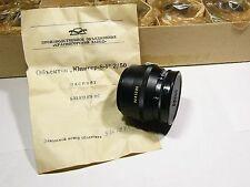 Jupiter-8-1 #92xxxxx russian sonnar lens 2/50mm for M39 Leica-mount NEW