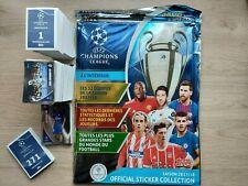 TOPPS - UEFA CHAMPIONS LEAGUE 2017/18 (STICKERS) - TERMINEZ VOTRE COLLECTION
