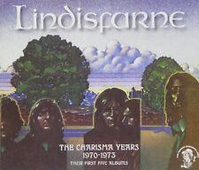 Lindisfarne - The Charisma Years 1970 - 1973, 4CD Box