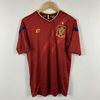 Spain Soccer Jersey 2008 Official Product Mens Size Medium Spanish Football