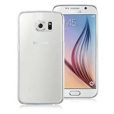 Housse Coque Etui Gel TPU Transparent pour Samsung Galaxy S6 SM-G920F