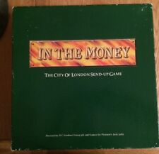 In the Money - The City Of London Send-up Board Game - Complete