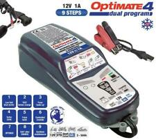 OPTIMATE 4 DUAL PROGRAM CAN-BUS TECMATE MANTENITORE CARICA BATTERIE MOTO