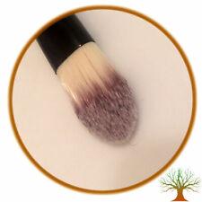 UK Pro Make Buffer Wooden Liquid Foundation Powder Contour Bronzer Make Up Brush