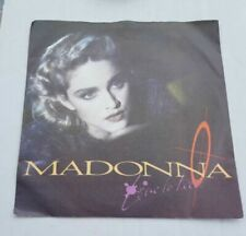 Madonna Single Vinyl Records