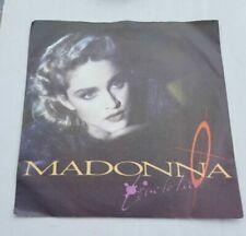 Madonna Single Vinyl Records