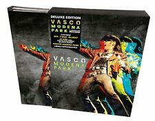 ROSSI VASCO VASCO MODENA PARK COFANETTO DELUXE EDITION 3 CD+2 DVD+BLU-RAY+7""