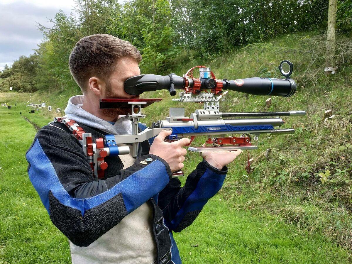 Thomas Air Rifles