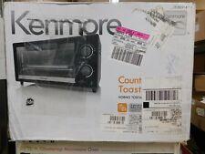 Kenmore 70919 0.9 cu. ft. Countertop Microwave Oven - Black-New