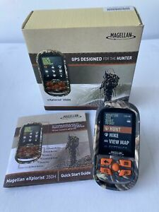 Magellan Explorist 350H GPS Waterproof Hiking Hunting Gps