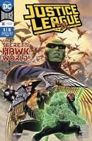 Justice League #14 Secret of Hawk-World DC Comic 1st Print 2018 unread NM