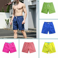 Shorts swimsuit Men's new summer short pants sports surf board swiming trunks