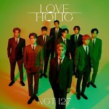 NCT 127 - Loveholic (Japanese Regular Edition) (incl. Blu-Ray) [New CD] With Blu