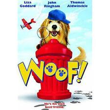 WOOF! DVD Liza Goddard NEW