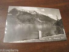 Cartolina Postcard MOLVENO m 864 soggiorno estivo 1948 edizioni fondriest 5 lire