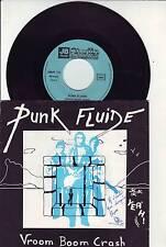 "FRENCH SP 7"" PUNK FLUIDE VROOM BOOM CRASH ** L'ENTROPIE rock new wave"