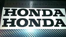 HONDA TANK FAIRING BIKE CBR CAR DECAL STICKER 200MM X 28MM