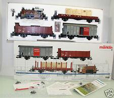 Märklin Spur 1 5506 Zugpackung Güterzug mit KÖF 4tlg. neuwertig in OVP (EF25)