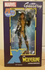 Marvel Comics Gallery X-23 as Wolverine Unmasked PVC Statue SDCC 2018
