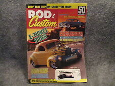 Rod & Custom Magazine February 2003 Vol 37 No. 2 How To Shop A Top & Old Timers