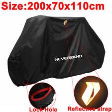 Heavy Duty Waterproof Bicycle Cycle Bike Cover Outdoor Rain UV Protector Storage